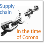 Corona Supply Chain Blues -- what to do about cost, when delivery is a problem